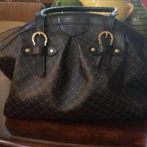 Rioni black large bag